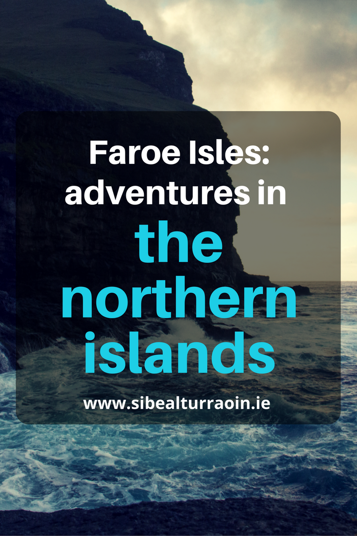 Faroes: adventures in the northern islands