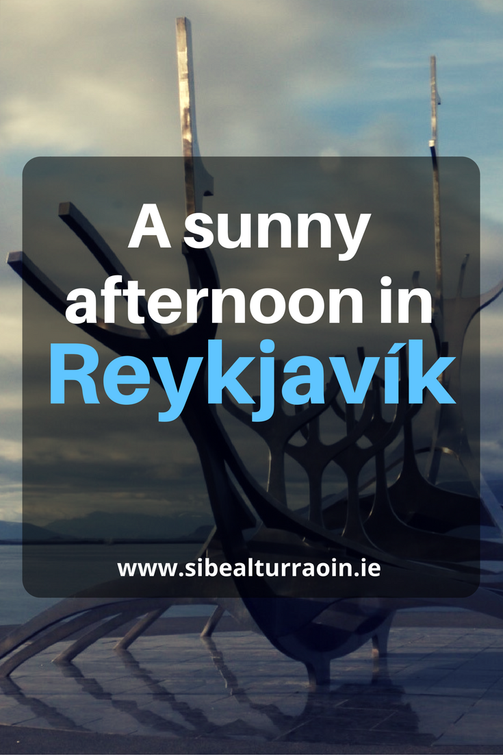 A sunny afternoon in Reykjavik