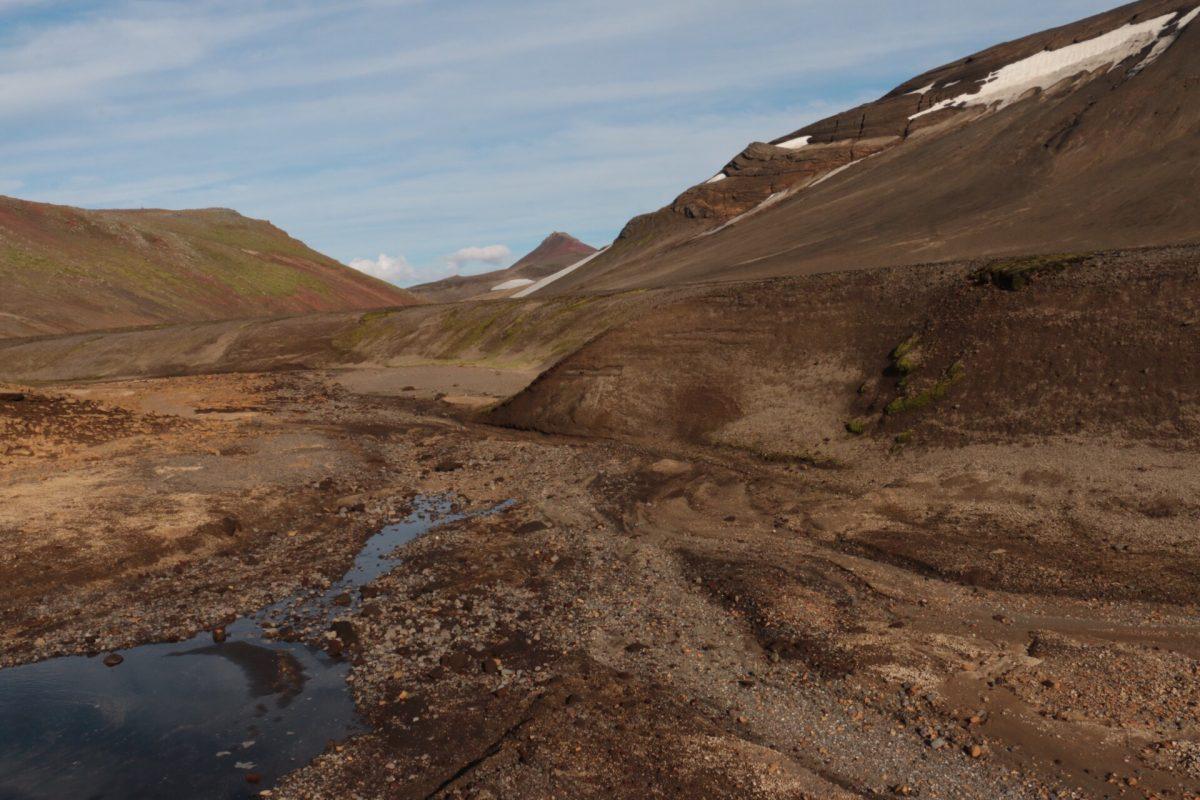 4384 Snæfellsjökull, Iceland