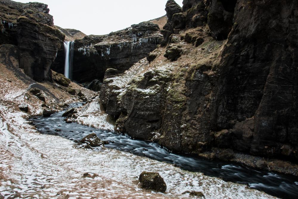 7358 Kvernufoss, Skógar, Iceland