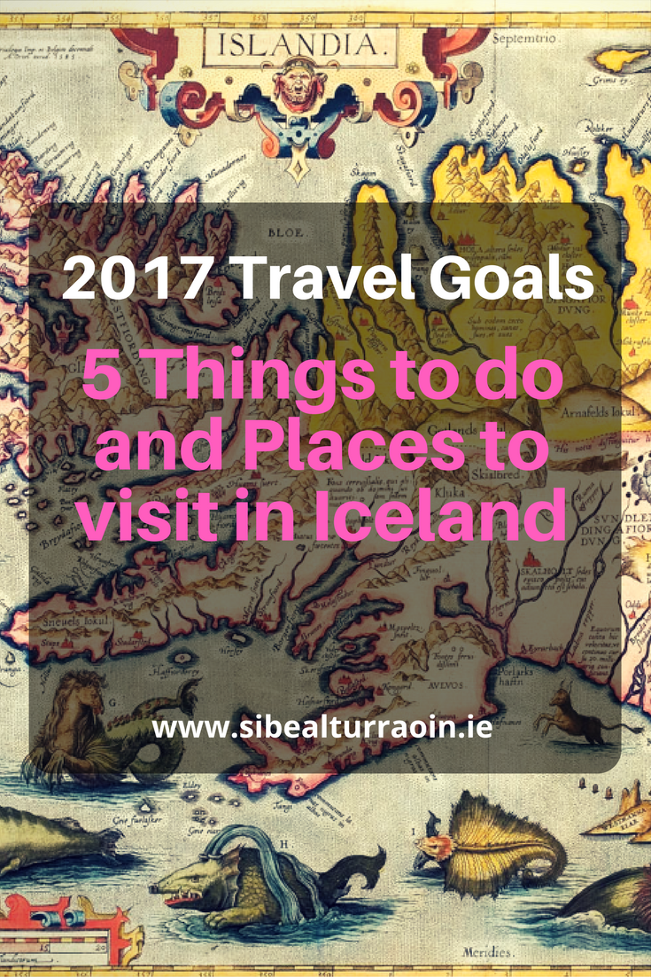 Travel Goals: 5 Things to do and Places to visit in Iceland