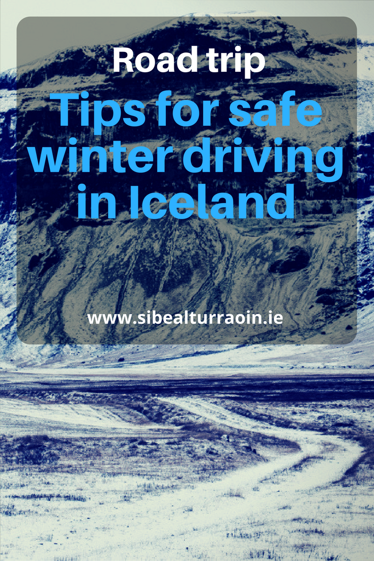 Road trip: Tips for safe winter driving in Iceland