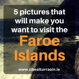5 Pictures that will make you want to visit the Faroe Islands