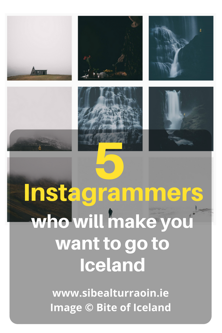 5 Instagrammers who will make you want to go to Iceland