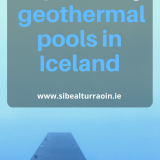 3 tips for using geothermal pools in Iceland