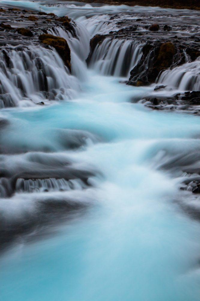 9146 Bruarfoss Waterfall, Iceland