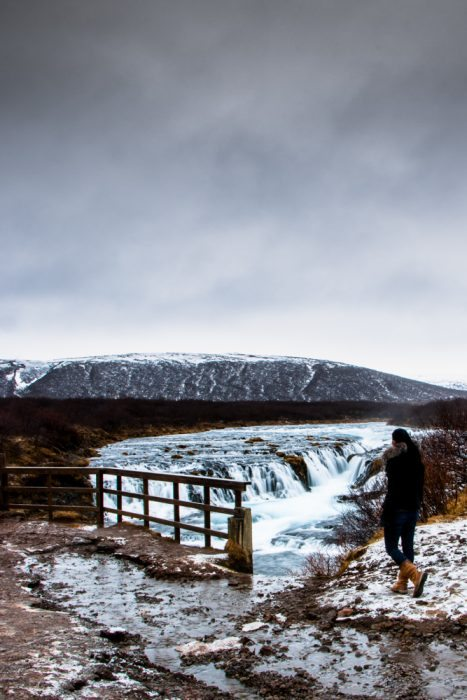 9165 Bruarfoss Waterfall, Iceland