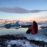 Sibeal Turraoin, Jökulsárlón Glacier Lagoon, Iceland