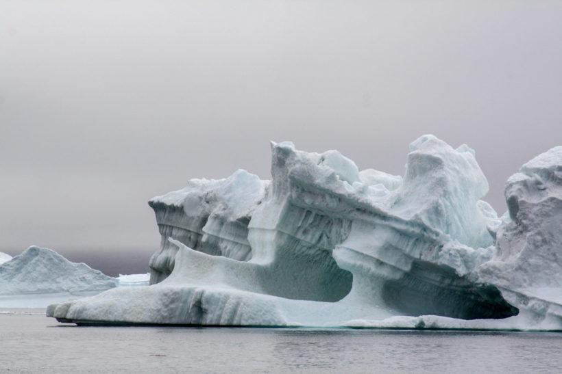 Icebergs, Upernaviks Isfjord, Kalaallit Nunaat (Greenland)