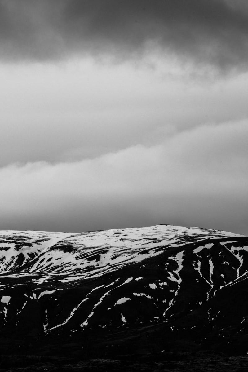 Mountains, Þingvellir, Iceland