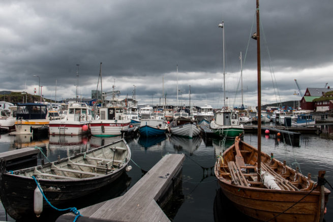 Harbour, Tórshavn, Streymoy, Faroe Islands