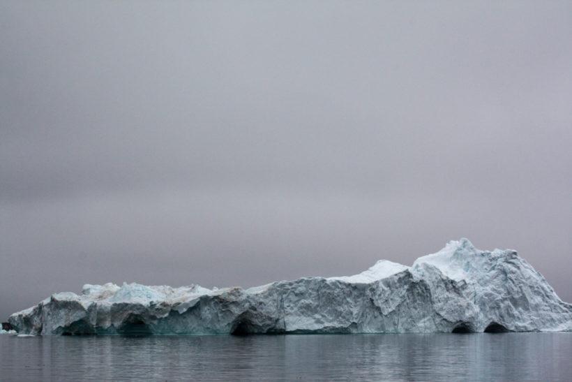 7868 Iceberg, Qeqertaq & Savigssuaq, Upernaviks Isfjord, Greenland